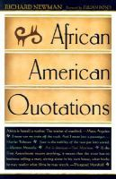African American Quotations