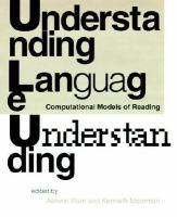 Understanding Language Understanding