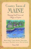 Country Towns of Maine
