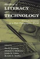 Handbook Of Literacy And Technology