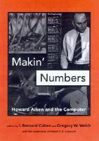 Makin' Numbers