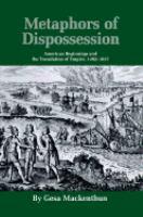Metaphors of Dispossession