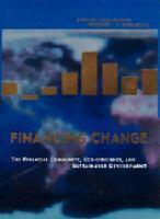 Financing Change