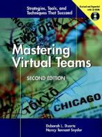Mastering Virtual Teams