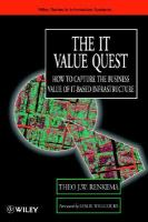 The IT Value Quest