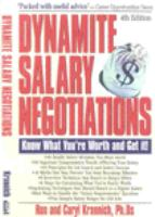Dynamite Salary Negotiations