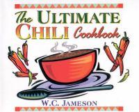 The Ultimate Chili Cookbook