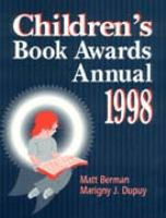 Children's Book Awards Annual 1998