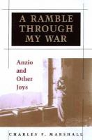 A Ramble Through My War