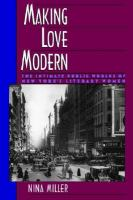 Making Love Modern