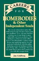 Careers for Homebodies & Other Independent Souls