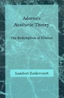 Adorno's Aesthetic Theory