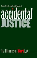 Accidental Justice
