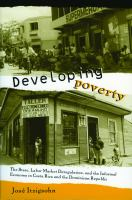 Developing Poverty