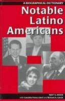 Notable Latino Americans