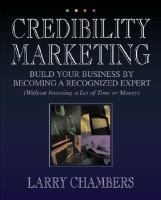 Credibility Marketing