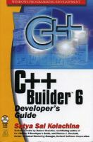 C++ Builder 6 Developer's Guide