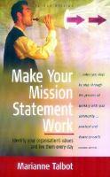 Make your Mission Statement Work