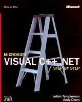 Microsoft Visual C++ .NET Step by Step