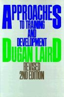 Approaches to Training and Development