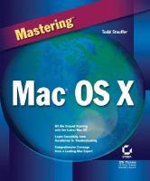 Mastering Mac OS X