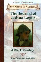 Journal of Joshua Loper