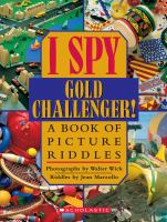 I Spy Gold Challenger!