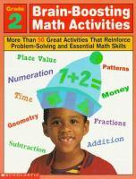 Brain-boosting Math Activities, Grade 2