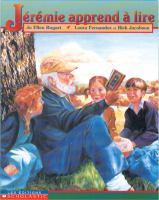 Jérémie apprend à lire