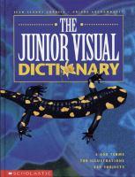 The Junior Visual Dictionary