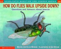 How Do Flies Walk Upside Down?
