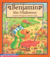 Benjamin fête l'Halloween