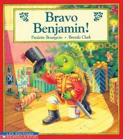 Bravo Benjamin!