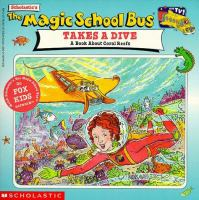 Scholastic's The Magic School Bus Takes A Dive