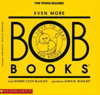 Even More Bob Books for Young Readers