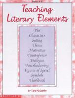 Teaching Literary Elements