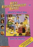Kristy's Great Idea (#1)