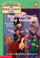 Bogeymen Don't Play Football