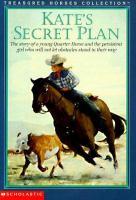 Kate's Secret Plan