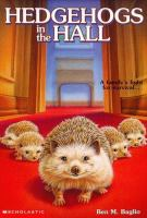 Hedgehogs In The Hall (#5)