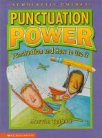 Punctuation Power