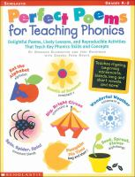 Perfect Poems for Teaching Phonics