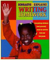 Scholastic Explains Writing Homework