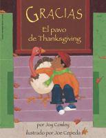 Gracias, el pavo de Thanksgiving