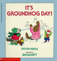 It's Groundhog Day