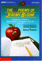 The D- Poems of Jeremy Bloom