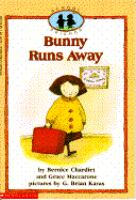 Bunny Runs Away