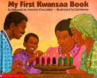 My First Kwanzaa Book