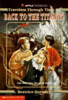 Back to the Titanic!