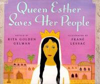 Queen Esther Saves Her People
